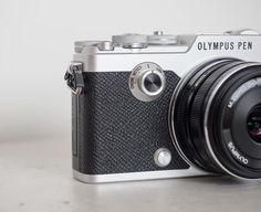 The @olympus_au PEN-F. #OlympusInspired -- @heygents