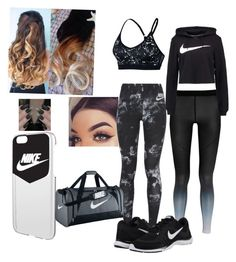 """""""Untitled #12"""" by abbiemiller-1 on Polyvore featuring NIKE"""