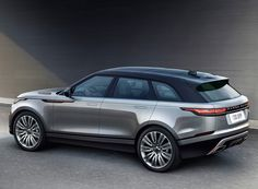 with well-balanced and optimized proportions, the \'velar\'s\' lineage is recognizable from its floating roof, continuous waistline and taut, tapered lines at the rear.