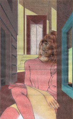 """""""Studio sulla coscienza n°53. 2015 (l'angoscia spirituale della grazia)"""""""