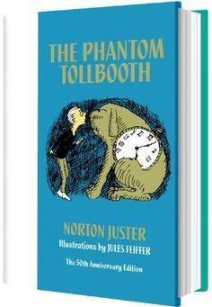 The Phantom Tollbooth at 50: Celebrating Timeless Imagination   Brain Pickings