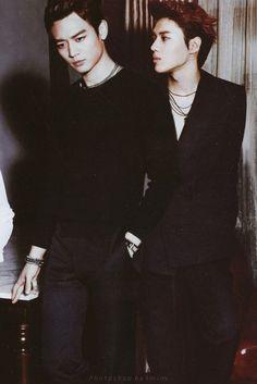 Minho & Taemin SHINee