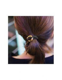10//20Pcs Femmes Élastique Imprimé à Pois Polka Hair Band Rope Chouchou Queue de Cheval Titulaire