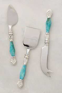 Resplendent Cheese Knives