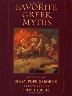 Favorite Greek Myths by Mary Pope Osborne