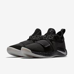 f9346b5f27ec Nike PG 2.5 EP Paul George Anthracite Black Men Basketball Shoes BQ8453-004