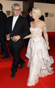 Queen. | Helen Mirren Looked The Best She's Ever Looked Last Night