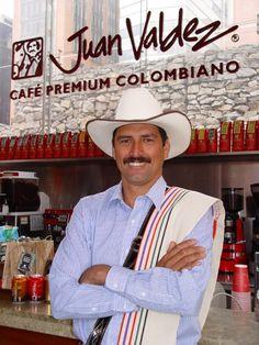 Juan Valdez y Café de Colombia nos darán café toda la semana =)