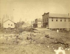Early Nahcotta, WA.