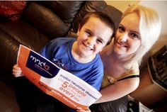 """STAFFORD mum Joanne Cole was struck down by motor neurone disease last year, but the former fitness instructor has vowed """"this isn't the end, this is the beginning"""" and, determined to find..."""