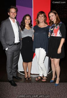 America Ferrera 2014 Outfest Los Angeles screening of 'X/Y' http://icelebz.com/events/2014_outfest_los_angeles_screening_of_x_y_/photo6.html