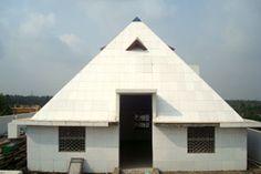 Namavaram Pyramid Meditation Center http://pyramidseverywhere.org/pyramids-directory/pyramids-in-andhra-pradesh/coastal-andhra/east-godavari-district