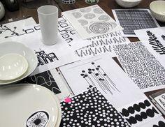 Ledger : Lotta Jansdotter great patterns and prints