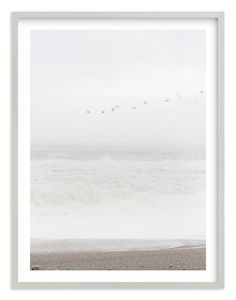 """""""Flight of the Ocean"""" - Art Print by Sharon Rowan in beautiful frame options and a variety of sizes."""