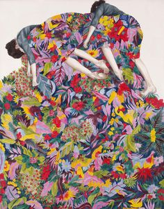 monica rohan Queensland artist - early 20s and already she has exhibited at Goma