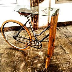 Mini Table Bike