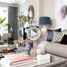 Watch: Get an inside look at TODAY's Natalie Morales's home!  http://www.bhg.com/videos/m/95010855/inside-look-at-natalie-morales-s-living-room.htm?socsrc=bhgpin012915nataliemorales