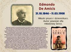 Edmond de Amicis (21.10.1846-11.03.1908)