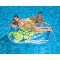 Isla hinchable en http://www.tuverano.com/inflables-piscina/630-isla-hinchable.html