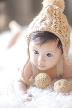 名古屋のフォトスタジオノーブレムのベビーフォト。七五三、お宮参り、誕生日、家族写真、マタニティ、様々なジャンルの撮影ができるフォトスタジオです。 Cute Kids, Cute Babies, Half Birthday, Japanese Nail Art, Newborn Photos, Children Photography, Little Girls, Crochet Hats, Photoshoot