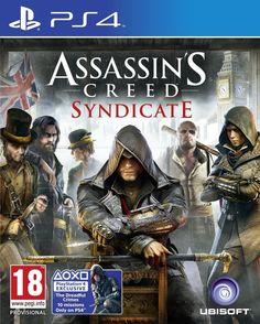 Games Keren PS4, Xbox & PC Windows: assasin creed