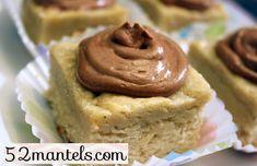 Nutella Banana Cookie Bars