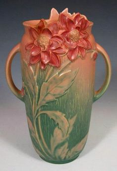 Roseville Pottery --- more beautiful reminders of my grandmother :-)
