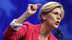 Put big bank CEOs in jail – Senator Elizabeth Warren - http://alternateviewpoint.net/2013/10/28/news/business-economy/put-big-bank-ceos-in-jail-senator-elizabeth-warren/
