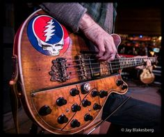 Big Brown, Phil Lesh's Bass Guitar