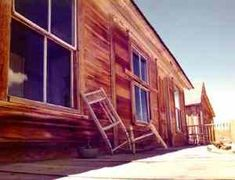 Bodie - California Ghost Town