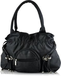 Messenger Bags  Women's PU Leather Hand Bags Material: Leather No. of Compartments: 2 Laptop Capacity: No laptop compartment Multipack: 1 Sizes: Free Size (Length Size: 21 in Height Size: 26 in) Country of Origin: India Sizes Available: Free Size   Catalog Rating: ★4.3 (1344)  Catalog Name: Graceful Fancy Women Messenger Bags CatalogID_1276465 C73-SC1079 Code: 542-7806316-