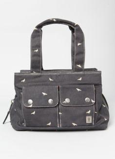 Pigeon Print Bag
