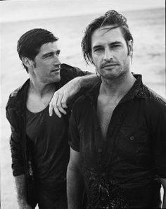 I can never decide which one I have a bigger crush on! :)) LOST