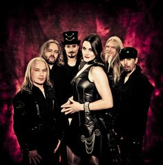 More than ready for Nightwish's new era with Troy Donockley and <3Floor Jansen<3