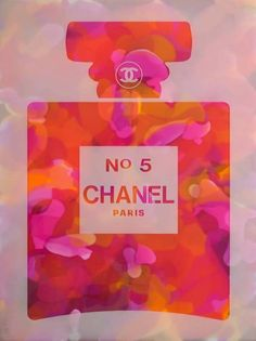 Pink and orange . by Chanel Magenta, Coral, Pink Yellow, Pink And Gold, Pink White, Hot Pink, Coco Chanel, Chanel No 5, Color Rosa