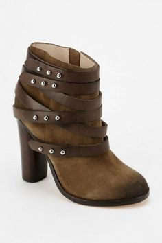 Joes Jeans Serena Heeled Ankle Boot