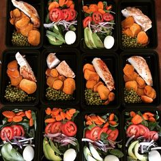 Meal Prep  Love roasted sweet potatoes. I actually threw some in my salad after I heated it...delish Baked Chicken Roasted Sweet Potato Slices Peas Spinach Tomato Red Onion Carrots Avocado and Egg #meal #mealplan #mealprep #mealplanning #mealprepmonday #mealprepsunday #protein #salad #chicken #gym #gohard #gymrat #gymlife #guyswholift #girlswholift #bodyspace #bodybuilder #bodybuilding #bodypositive #bodybuildingcom #bbg #bbgfam #bbggirls #bbgsisters #bbgcommunity #postworkout #eatclean…