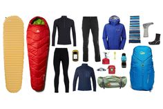 Ultralight Backpacking Gear Checklist