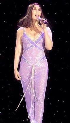CHER!!! I love this Dress!!!