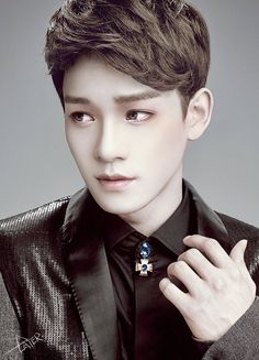 Fans speculate that because he was put into EXO-M with a limited grasp of Mandarin, he wasn't able to show off his charisma and charm like the other members, hence he was left in the shadows. Description from wattpad.com. I searched for this on bing.com/images