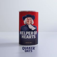 A bowl of oats does your heart good. You can thank the soluble fiber, Beta-Glucan for that! 2g soluble fiber, is found in each serving of Quaker® Oats. 3g oat soluble fiber daily may help reduce the risk of heart disease when part of a diet low in saturated fat and cholesterol.