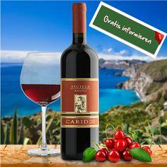 Der Wein zeigt im Aroma eine perfekte Balance und einen seidigen Abgang. Hier Klicken:  http://blogde.rohinie.com/2013/01/rotwein/ #Italien #Sizilien #Rotwein #Lammgerichte #Wildgerichte #Pizza