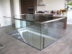 Schaapman RVS gespecialiseerd in glass balustrades