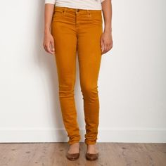 Roots - Mid Rise Stretch Skinny Jean