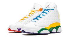 Retro Jordans 13, Cute Jordans, Jordans Girls, Jordans Shoes For Men, Jordan Shoes Girls, Girls Shoes, Retro Jordan Shoes, Air Jordan Retro, Jordan Basketball Shoes