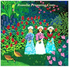 Rosalie Prussing Editions Gallery Two - Hawaii Rosalie Prussing Art Prints on Paper and Canvas