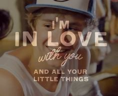 Niall James Horan, you're perfect to me <3
