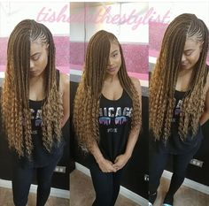 This style but all box braids Braided Hairstyles For Black Women, African Braids Hairstyles, Weave Hairstyles, Girl Hairstyles, Hairdos, Black Girl Braids, Braids For Black Hair, Girls Braids, Afro Hair Style