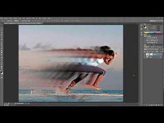 Tutorial photoshop, efecto velocidad. - YouTube