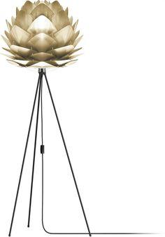 Hanglamp Silvia - Geborsteld Messing - Medium - VITA kopen? LiL.nl